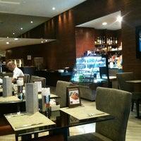 Photo taken at On8 Café by Bangkok Favorites on 6/21/2012