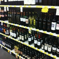 Photo taken at Falcon Liquor Outlet by Jason H. on 4/21/2012