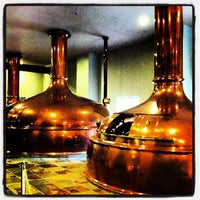 Photo taken at New Glarus Brewing Company by Rudi S. on 8/12/2012