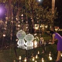 Photo taken at Ex-Hacienda Casasano by Oscar A. on 3/10/2012