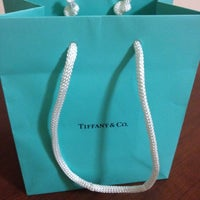 Photo taken at Tiffany & Co. by KC A. on 8/3/2012
