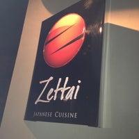 Foto tirada no(a) Zettai - Japanese Cuisine por Marcela M. em 4/3/2012
