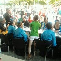 Photo taken at El Kiosko by Jonathan H. on 7/14/2012