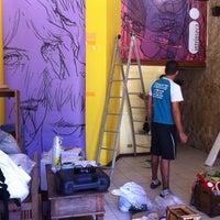 Photo taken at Casa Intrínseca by Heloiza D. on 7/3/2012