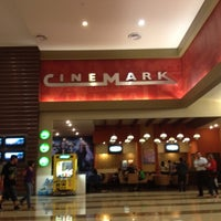 Photo taken at Cinemark by Lulalú on 6/9/2012