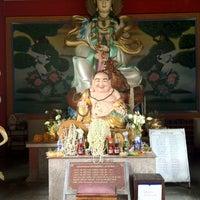 Photo taken at Wat Chai Mongkol by Jay Poom C. on 6/4/2012
