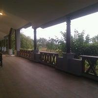 Photo taken at The Serai - Kabini by Dipika on 7/8/2012