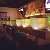 Photo taken at Genius Lounge and Sake Bar by Doc R. on 5/25/2012