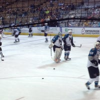 Photo taken at Worcester Sharks by Jaybo M. on 4/15/2012