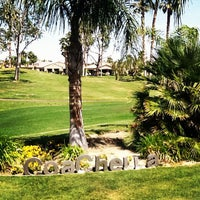 Photo taken at The Villa at PGA West by Mark D. on 4/13/2012