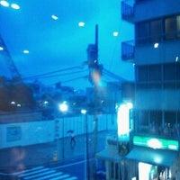 Photo taken at 金の蔵Jr. 信濃町駅前店 by Akira T. on 7/7/2012
