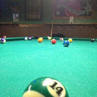Photo taken at Jake's Billiards by Joseph W. on 3/9/2012