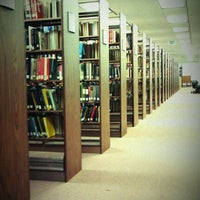 Photo taken at University Library - Cal Poly Pomona by Sheikh Aidil A. on 8/13/2012