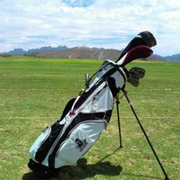 Photo taken at NMSU Golf Course by Scott B. on 7/24/2012