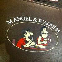 Photo taken at Manoel & Juaquim by Maria Luiza F. on 3/9/2012