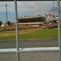 Photo taken at Stadio Buon Riposo by Sara M. on 5/5/2012