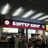 Photo taken at Burger King by Romario L. on 7/15/2012
