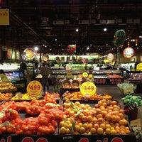 Photo taken at Wegmans by Derek B. on 3/17/2012