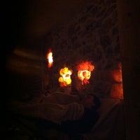 Photo taken at Spa Resort Sanssouci by Vasilina🌸 D. on 3/28/2012