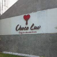 Photo taken at Choco Luv by Henry J. on 8/11/2012