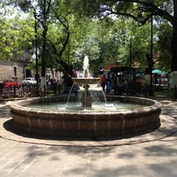 Foto tomada en Jardín de las Rosas por Kateri P. el 4/10/2012