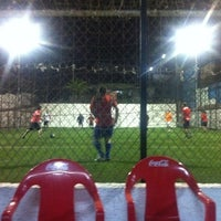 Photo taken at Soccer7 by José A. on 6/14/2012