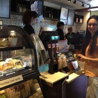 Photo taken at Starbucks by Pufi C. on 5/5/2012
