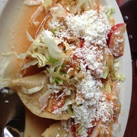 Photo taken at Restaurante La Santa Cruz by Ale R. on 6/21/2012