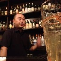 Photo taken at Bar MILKMAN by Koichi A. on 5/29/2012