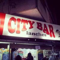 Photo taken at City Bar by Gustavo B. on 7/15/2012