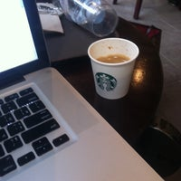 Photo taken at Starbucks by .closed on 5/14/2012
