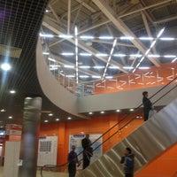 Снимок сделан в Павильон № 75 «МосЭкспо» пользователем Olga K. 3/13/2012