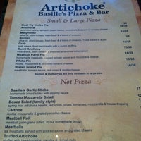 Photo taken at Artichoke Basille's Pizza & Brewery by Amanda R. on 8/7/2012