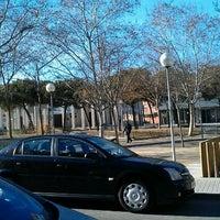 Photo taken at Plaça De Castelao by Dely R. on 2/15/2012
