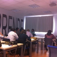 Photo taken at Vivero de Empresas de San Blas. Madrid Emprende by Pepe C. on 3/27/2012