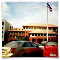 Photo taken at Ek Burapa School by Joy on 5/16/2012