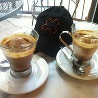 Photo taken at Lavazza by Amir A. on 6/10/2012