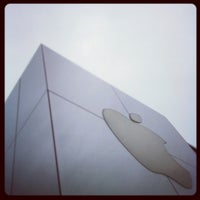 Photo taken at Apple Suburban Square by Felicia H. on 5/22/2012