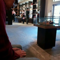 Photo taken at Gucci Outlet by Andy K. on 2/8/2012