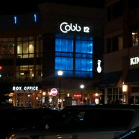 Photo taken at Cobb Village 12 Cinemas by Misty J. on 7/5/2012