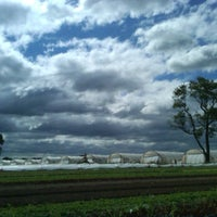 Photo taken at Blue Moon Acres Farm by Adam V. on 6/27/2012