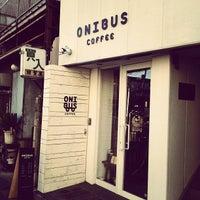 8/24/2012にfumopanがOnibus Coffeeで撮った写真