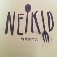 Photo taken at Neikid Resto by Игорь И. on 7/14/2012