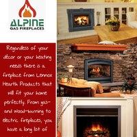 Photo taken at Alpine Fireplaces in Salt Lake by Alpine F. on 6/28/2012