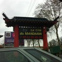 la cit du mandarin chinese restaurant in saint orens de
