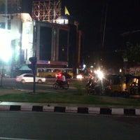 Photo taken at Khairatabad X Roads by Aditya D. on 7/1/2012