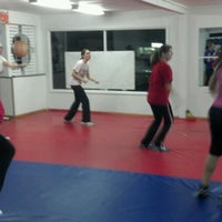Photo taken at Strength & Honor Martial Arts by Amy R. on 2/22/2012