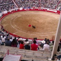 Снимок сделан в Plaza de Toros Nuevo Progreso пользователем Julio M. 2/27/2012