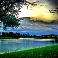 Photo taken at Valencia Golf & Country Club by Philip D. on 7/22/2012