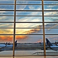 Photo taken at Terminal C by Jefferson P. on 5/17/2012